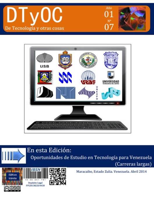 DTyOC 01 07 (portada)