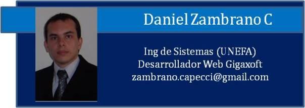Zambrano Daniel