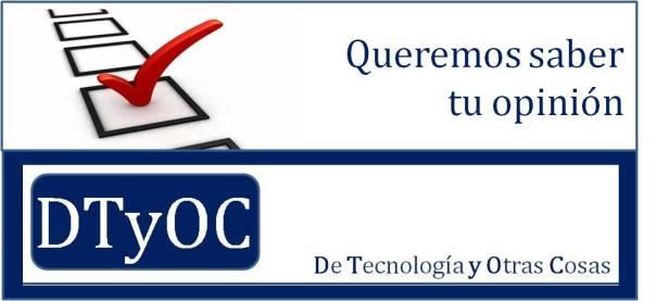 Encuesta DTyOC