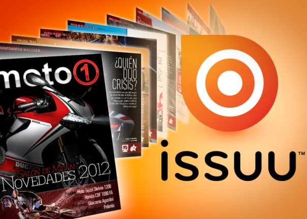 issuu movil