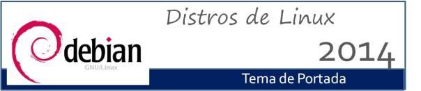 1 Banner Debian