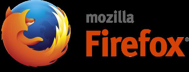 Mozilla banner