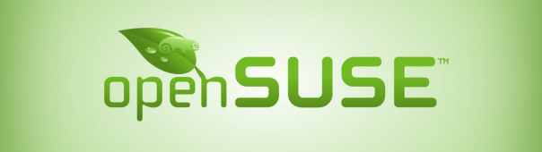 open suse banner