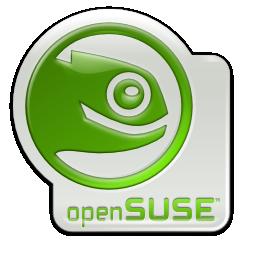 open suse logo