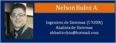 Tarjeta Buloz Nelson