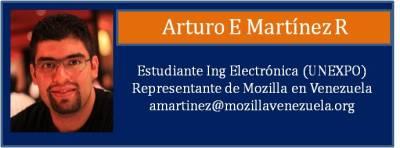 Tarjeta Martinez Arturo