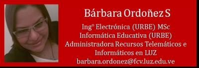 Tarjeta Ordonez