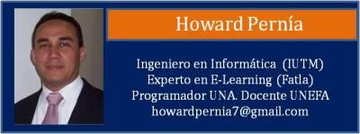 Tarjeta Pernia Howard
