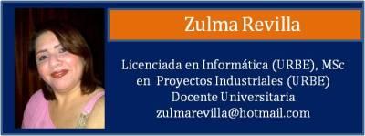 Tarjeta Revilla Zulma