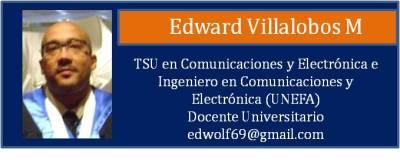 Tarjeta Villalobos Edward