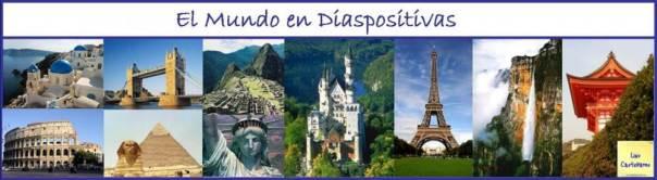 mundo en diaspositivas
