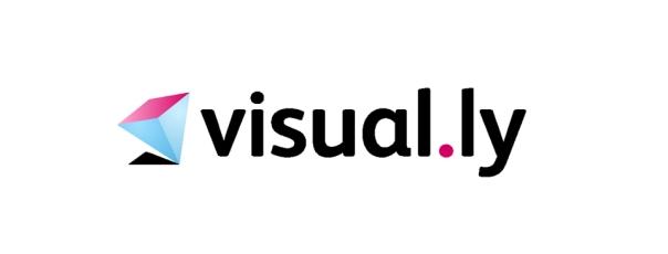 VISUALLY banner