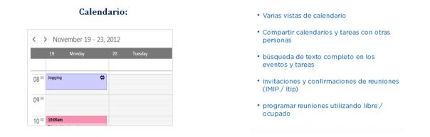 em client calendario