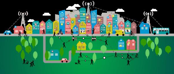 ciudad inteligente verde